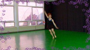 Danseres Simone