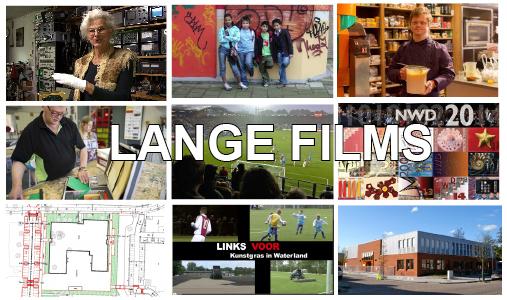 Lange films plaatje